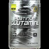 MuscleTech Essential Series Platinum 100% Micronized Glutamine 60 svg | Muscleintensity.com
