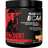 Betancourt Nutrition BCAA Plus Tropical Punch 30 svg | Muscleintensity.com