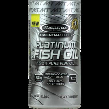 MuscleTech Essential Series 100% Premium Fish Oil 100 ct | Muscleintensity.com