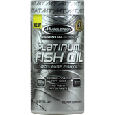MuscleTech Essential Series 100% Premium Fish Oil 100 ct | Muscleintensity.com