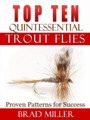 Top Ten Trout Flies - Bestselling Trout Fly Patterns of  All Time
