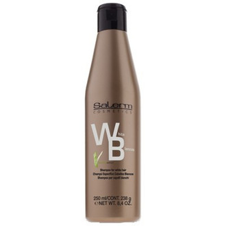 Salerm White Hair Shampoo