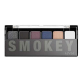 NYX The Smokey Fume Shadow Palette