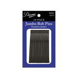 Diane Jumbo Bob Pins 18 Pack Black D456