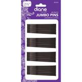 Diane Jumbo Bob Pins 40 Pack D458 Black