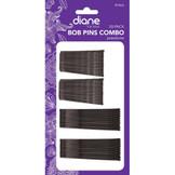 Diane Bob Pins Combo 50 Pack D463 Black
