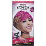 Kiss Express Complete Hair Color Kit K51SET  Cherry Cola