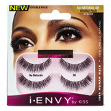 Kiss i-Envy Au Naturale 08 Double Pack KPED08