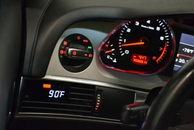 Audi C6 - P3 Vent Gauge