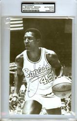 "John Brisker & ""Downtown"" Fred Brown Autographed 5x8 Photograph Seattle Sonics PSA/DNA #83894745"