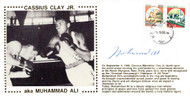 Muhammad Ali Autographed First Day Cover Vintage PSA/DNA #H47178