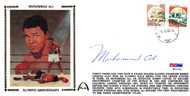 Muhammad Ali Autographed First Day Cover Vintage PSA/DNA #H51536