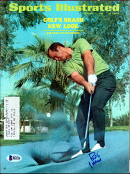 Bob Lunn Autographed Sports Illustrated Magazine Beckett BAS #B61158
