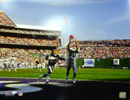 16x20 Photo #1 to be signed by Steve Largent.