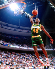 8x10 Photo #3 to be signed by Shawn Kemp
