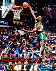 8x10 Photo #5 to be signed by Shawn Kemp
