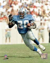 8x10 Photo #3 to be signed by Barry Sanders