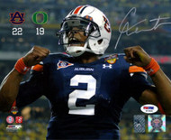 Cam Newton Autographed 8x10 Photo Auburn Tigers PSA/DNA Stock #18921