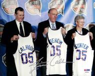 Jim Calhoun Autographed 8x10 Photo UConn Huskies PSA/DNA #P78740