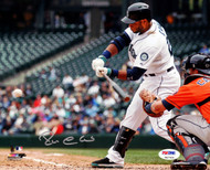 Robinson Cano Autographed 8x10 Photo Seattle Mariners PSA/DNA ITP Stock #78172