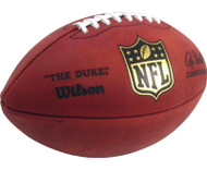 Unsigned Official NFL Leather Football Stock #90901