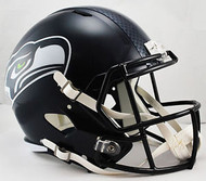 Unsigned Seattle Seahawks Full Size Replica Speed Helmet Stock #105704