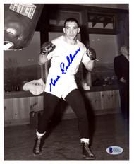 Gene Fullmer Autographed 8x10 Photo Beckett BAS #D12811
