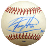 Felix Hernandez Autographed Official 2005 PCL Game Used Baseball Seattle Mariners PSA/DNA ITP #4A52821