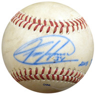 Felix Hernandez Autographed Official 2005 PCL Game Used Baseball Seattle Mariners PSA/DNA ITP #4A52830