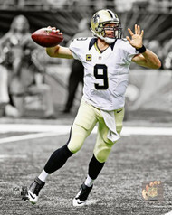 Unsigned 16x20 Photo #1 to be signed by Drew Brees **Requires Basic Autograph Ticket To Be Signed**