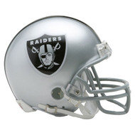 Unsigned Oakland Raiders Mini Helmet To Be Signed By Jerry Rice