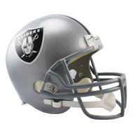 Unsigned Oakland Raiders Full Size Helmet (1995-2008) To Be Signed By Jerry Rice