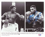 Mike Tyson Autographed 8x10 Photo Vintage PSA/DNA #Q65747