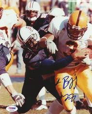 Lance Briggs Autographed 8x10 Photo Arizona Wildcats PSA/DNA #S35536