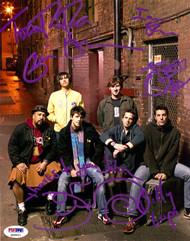 Jason Mraz & Band Autographed 8x10 Photo PSA/DNA #Q06621