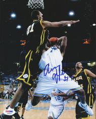 Arron Afflalo Autographed 8x10 Photo UCLA Bruins PSA/DNA #S46802
