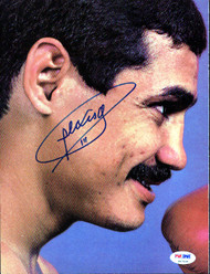 Alexis Arguello Autographed Magazine Page Photo PSA/DNA #S47438