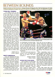 Diego Corrales Autographed Magazine Page Photo PSA/DNA #S47520