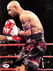 Diego Corrales Autographed Magazine Page Photo PSA/DNA #S47524