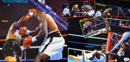 Mike Tyson & Henry Tillman Autographed Magazine Poster Photo Vintage PSA/DNA #T19764