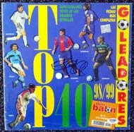 Ronaldo Autographed Magazine Cover PSA/DNA #Q89382