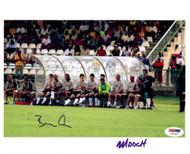 Bruce Arena Autographed 8x10 Photo Team USA PSA/DNA #U54660