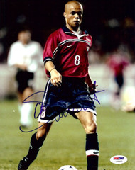 Earnie Stewart Autographed 8x10 Photo Team USA PSA/DNA #U58411