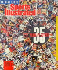 Muhammad Ali Autographed Sports Illustrated Magazine PSA/DNA #G61154