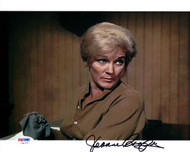 Jeanne Cooper Autographed 8x10 Photo Big Valley PSA/DNA #U94773