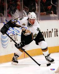 Mike Ribeiro Autographed 8x10 Photo Dallas Stars PSA/DNA #U96835