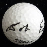 Bob Estes Autographed Titleist Golf Ball PSA/DNA #Q18936