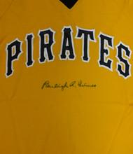 Burliegh Grimes Autographed Pittsburgh Pirates Jersey PSA/DNA #V93947
