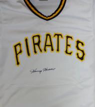 Harvey Haddix Autographed Pittsburgh Pirates Jersey PSA/DNA #W20901