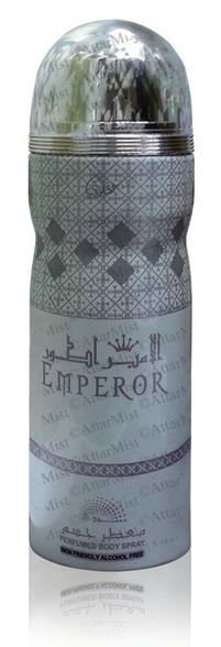 Emperor alcohol free body spray by Otoori
